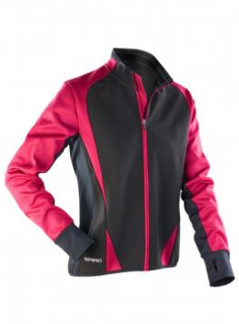 Buy a wonderful, personalised 2 Colour Soft Shell Jacket. from the PS Clothing online shop